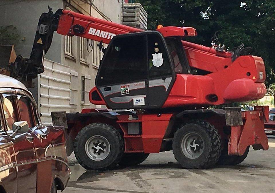 Nuevas Manitou MT X 1440